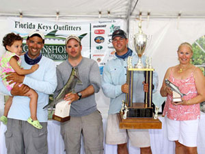 Aug. 24, 2009: 2009 Gold Cup Tarpon Tournament: Second Victory For Charleston Angler